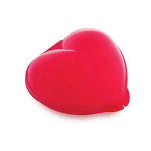 Porta Mix Coração - Plasútil - Rizzo Embalagens