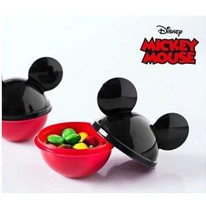Mini Porta Mix Mickey  - 06 Unidades - Plasútil - Rizzo Embalagens