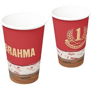 Copo de Papel Festa da Brahma - 300ml - 08 unidades - Festcolor - Rizzo