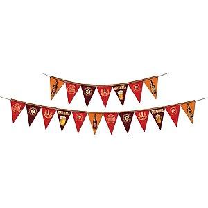 Faixa Decorativa Festa Brahma - 2,40m x 19cm - 01 unidade - Festcolor - Rizzo