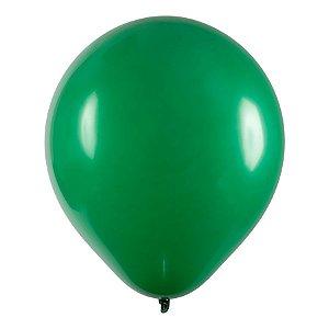 Balão de Festa Redondo Profissional Látex Liso - Verde - Art-Latex - Rizzo Balões