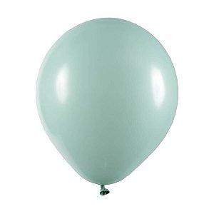 Balão de Festa Redondo Profissional Látex Candy - Verde - Art-Latex - Rizzo Balões