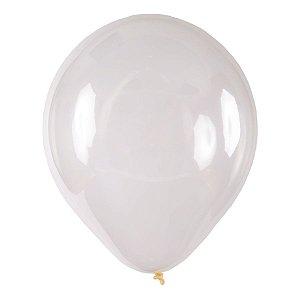 Balão de Festa Redondo Profissional Látex Cristal - Cristal - Art-Latex - Rizzo Balões