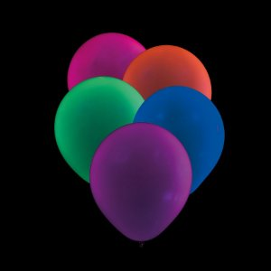 Balão de Festa Redondo Profissional Látex Neon - Sortida - Art-Latex - Rizzo Balões