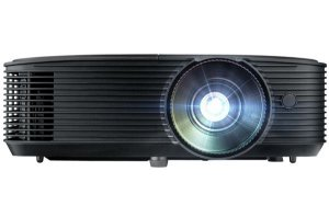 Projetor Optoma HD143X - 3.000 Lumens, 3D Full Hd - Preto