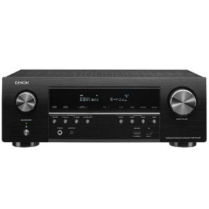 Receiver Denon AVR-S740H 7.2CH 4K Ultra HD/WiFi/Bluetooth/AirPlay
