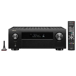 Receiver Denon AVR-X4500H 9.2-Channel 4K Ultra HD