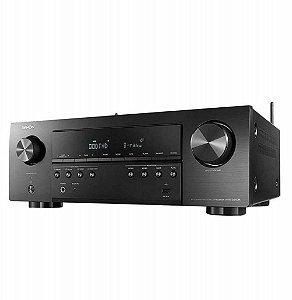 DENON RECEIVER AVR-S650H 5.2CH WIFI 4K BT