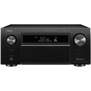 Receiver Denon AVR-X8500H 13.2CH 4K Ultra HD Bluetooth/WiFi/AirPlay