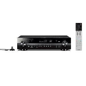 Receiver Yamaha RX-S602 5.1CH Slim USB/ HDMI/ Wifi/ Bluetooth Bivolt