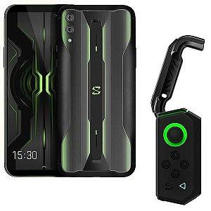 "Smartphone Xiaomi Black Shark 2 Pro DLT-H0 Dual SIM 128GB 6.39"" + Joystick Gamepad - Preto"