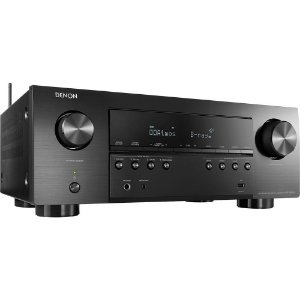 Receiver Denon AVR-S960H 7.2 8K – Dolby Atmos – DTS:X