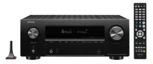 Receiver Denon AVR-X2700H 7.2 8K – Dolby Atmos – Vision – HDR10 eArc