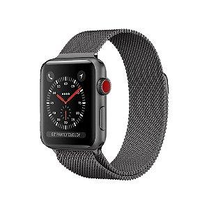 Pulseira Apple Watch Milanese - Cinza Espacial