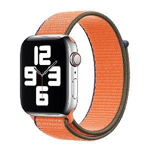 Pulseira Apple Watch Sport Loop - Kumquat