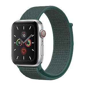 Pulseira Apple Watch Sport Loop - Pinho Verde