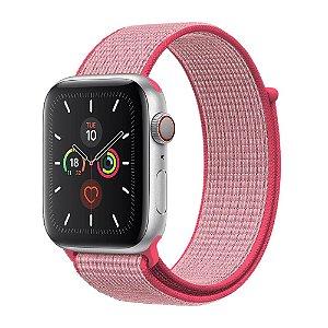 Pulseira Apple Watch Sport Loop - Rosa Quente