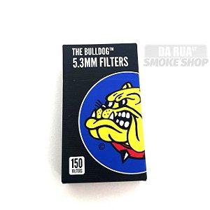 Filtro The Bulldog 5,3mm (caixa c/ 150)