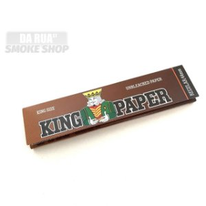 Seda King Size King Paper Brown