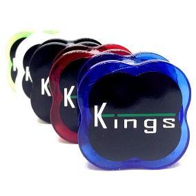 Dichavador Kings Policarbonato (3 partes) 3cm