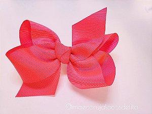 Laço Rosa Neon