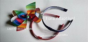 KIT - 1 LACO  +    2 TIARAS ADAPTÁVEIS