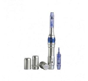 Caneta Elétrica de Microagulhamento - Smart Derma Pen - GR SMART