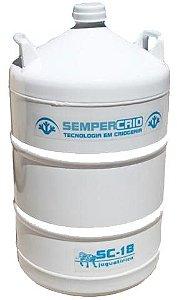 Container para Nitrogênio SC18 - SEMPERCRIO