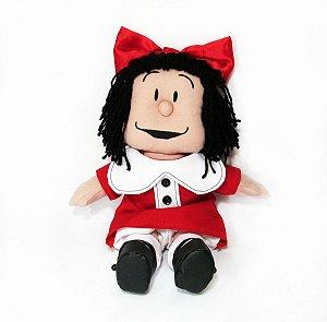Boneca de Pano Mafalda Artesanal