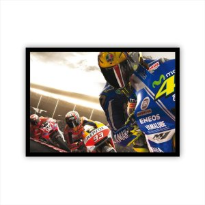 Quadro Decorativo Moto Gp