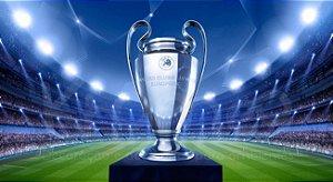 Painel de Futebol Liga dos Campeões Champions League