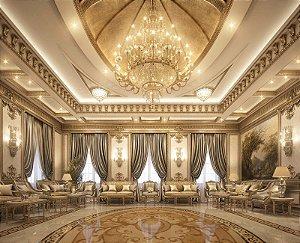 Painel Decorativo Palácio Realeza