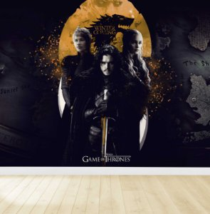 Papel de parede Game of Thrones