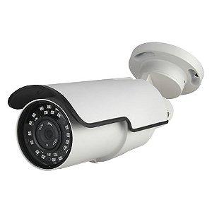 CÂMERA DE SEGURANÇA ARFO BNC MULTI HD, MOD. AR-100B LENTE SONY 3,6mm, Alcance 40Mt, 2 Mpixel, Pixel efetivos 1280*720 - Saida de video AHD/CVI/TVI/CVBS