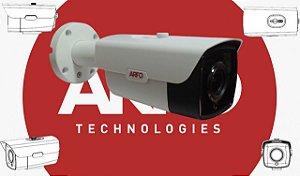 Câmera Arfo IP  AR-SL200 2MP, varifocal, 1080P Lente 2.7-13.5 Com POE embutido, H.264/H.264+/H.265/H.265+