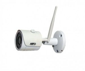 CÂMERA DE SEGURANÇA BULLET ARFO WIRELESS (wifi) AR-s100W IR ALCANCE 30MT, 3,6MM 1080P