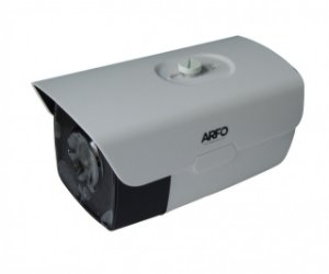 CÂMERA DE SEGURANÇA  ARFO IP/POE AR-S400  BOX  4MP, IR 40MT + POE H.265/H.264