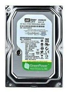 UNIDADE DE DISCO HD 500GB SATA WESTER GREEN PARA DESKTOP E NVR
