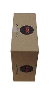 Cabo de Rede/Cftv Arfo Cat5e  de Alta Qualidade 100% Cobre Bit. 50mm Branco Caixa com 50m