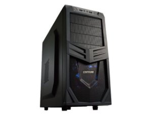 SERVIDOR TORRE INTEL CENTRIUM SC-T1200 QUAD CORE XEON 1220V3 3.1GHZ 4GB UDIMM 500GB DVDRW