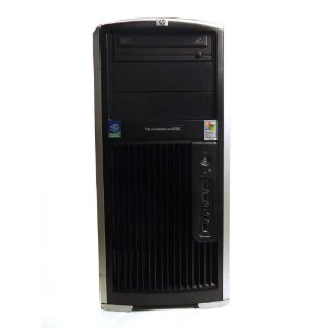 Servidor Hp Workstation Xw8400 Xeon inside 4gb, Disco 500Gb ( usado )