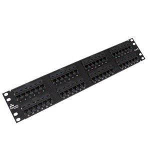 PATCH PANEL CAT5 COM 48 PORTAS