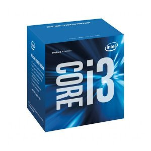 PROCESSADOR INTEL I3 6100, 6TH  ( para montar Desktop e All In One 6Th com placa 1151 h110)