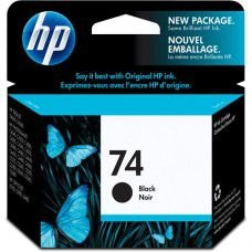 CARTUCHO HP 74 ORIGINAL 6ML