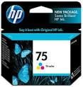 CARTUCHO HP 75 ORIGINAL 6ML