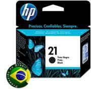CARTUCHO DE TINTA HP 21 PRETO 7ML