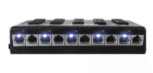 PATCH PANEL POE 5 PORTAS VOLT