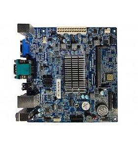 PLACA MÃE J3060 1 VGA, 1 HDMI, 1 SERIAL, 6 USB (USA MEMÓRIA DDR3 SODIMM NOTE) *** DISPONIVEL APENAS PARA SUBSTITUIÇÃO EM CPUS