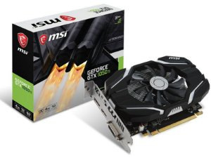 GTX 1050TI OC 4GB DDR5 128BIT 7008MHZ DVI HDMI DP