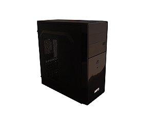 COMPUTADOR ARFO AR-3060, VGA,  HDMI E SERIAL INTEL Dual Core J3060 com 4GB DDR3 + SSD 120GB 6 USB, GABINETE ATX COM FONTE